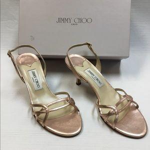 Exciting Jimmy Choo Heels in Original Box